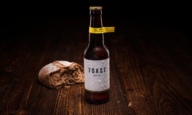 Raise a toast! New beers made from leftover bread help to cut food waste